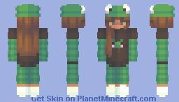 f r o g Minecraft Skin