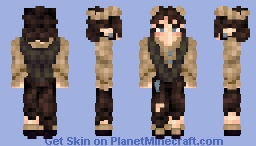 Loveable Scamp Minecraft Skin