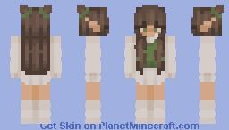 LucyUnknown fairy girl Minecraft Skin