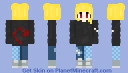 -~- Angel, the Demon -~- Minecraft Skin