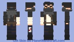 Post-War Apocalypse | Gedeon Sky Minecraft Skin