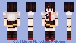 Akane Annaisha -oc Minecraft Skin