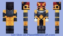 Valkyrie | Apex Legends (Trailer Version) Minecraft Skin