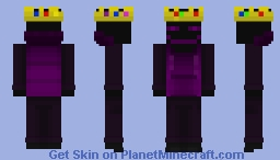 SEE YOU SOON -- Ranboo End of April 23 Stream Smile Minecraft Skin