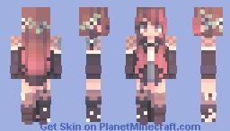 kai - persona 🌸 Minecraft Skin