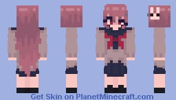 ~ Desperately want a lover ~ Minecraft Skin