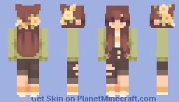 sunshine Minecraft Skin