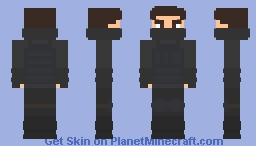 Post-War Apocalypse | Jonathan Sky Minecraft Skin