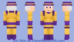 Mister Mxyzptlk | DC Comics Minecraft Skin