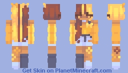 black betty Minecraft Skin