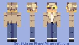winter snow cap best attempt :O Minecraft Skin
