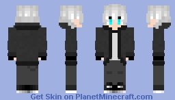 It's Cold Outside Minecraft Skin