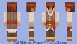 ~ Ahoy ~ [Feel Free to Use] Minecraft Skin