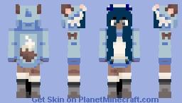 Frost Coffe Minecraft Skin