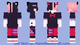 Go get ems tiger Minecraft Skin