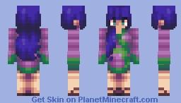 proooom date :) Minecraft Skin