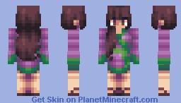 WIFU WHAT Minecraft Skin