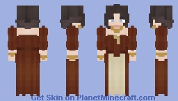 [X] A Musician's Clothes Minecraft Skin