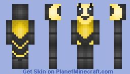 Honey Bee Minecraft Skin