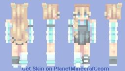 artemis- /- te Minecraft Skin