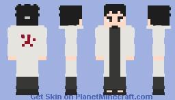 Shikamaru Nara [Dia da Posse do 7º Hokage] [Boruto: Naruto Next Generations] Minecraft Skin