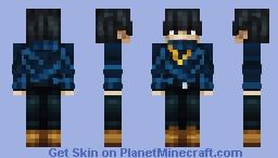 Answer Minecraft Skin