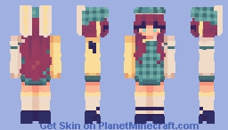 Long Time No See Minecraft Skin