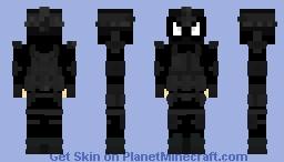 Night Monkey (Spider-Man FFH Stealth Suit) Minecraft Skin