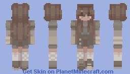-This Isn't Blue- Minecraft Skin