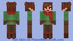 ~ Escapade ~ [Feel Free to Use] Minecraft Skin