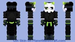  _• toxic skulls •_  Minecraft Skin