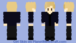 BTS jimin Minecraft Skin