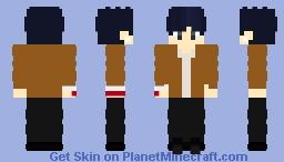 BTS V wiki KOREA Minecraft Skin