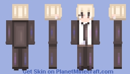 Action Figure ♡ Minecraft Skin