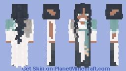 Jaelyn Lykaios-Rein | Aethier | 𝔻 Minecraft Skin