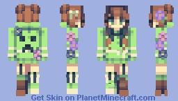 Flower Powder | RCE Minecraft Skin