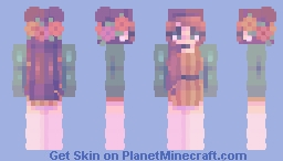 ..maple..*..RCE Minecraft Skin