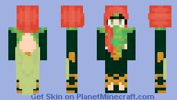 Jean Grey - Hellfire Gala Minecraft Skin