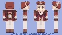 Genderbend Klee (Genshin Impact) Minecraft Skin