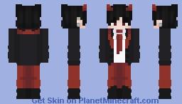 Asriel Minecraft Skin