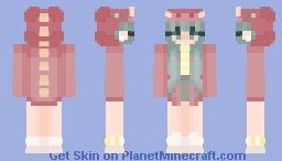 Pom Pom Minecraft Skin