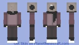 Deep Sea Dave Minecraft Skin