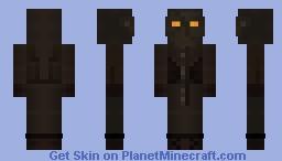Mordis - Inhumans Minecraft Skin
