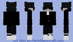 idek just elf Minecraft Skin