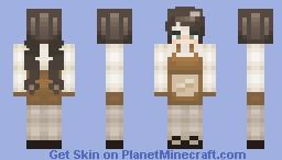 ♨【Warm Pie…】♨ {no bow no hat} Minecraft Skin