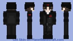 Overcoat Eboy Minecraft Skin