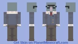 Gaylord Robinson Minecraft Skin