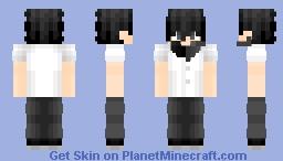 nice boy Minecraft Skin