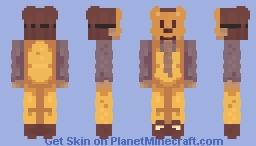 Michael Afton - FFPS Minecraft Skin