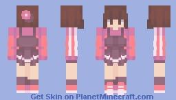 .•°MΛЯYΛПП°•.    ♠ 𝚁𝚎𝚊𝚍 𝙳𝚎𝚜𝚌 ♠ Minecraft Skin
